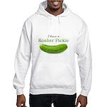 I have a Kosher Pickle Hooded Sweatshirt