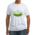 I have a Kosher Pickle Fitted T-Shirt