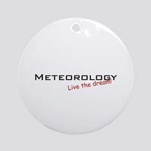Meteorology / Dream! Ornament (Round)