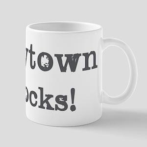 Baytown rocks Mug