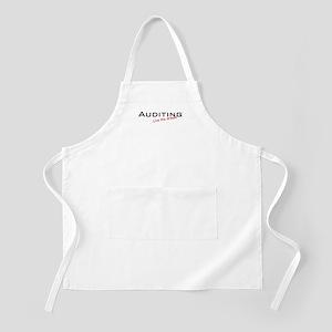 Auditing / Dream! BBQ Apron