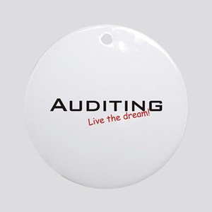 Auditing / Dream! Ornament (Round)
