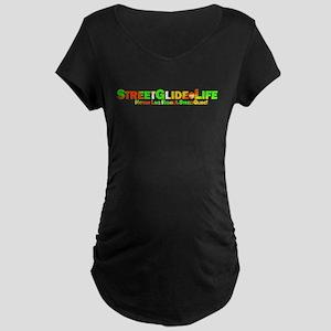 StreetGlide.Life Maternity T-Shirt