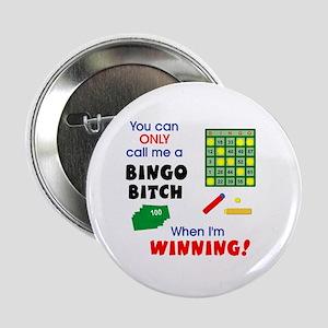 Bingo Bitch #1 Button