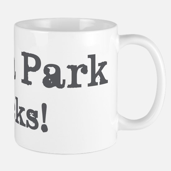 Buena Park rocks Mug