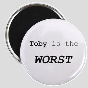 Toby 1.0 Magnet