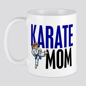 Karate Mom (OF GIRL) 3 Mug