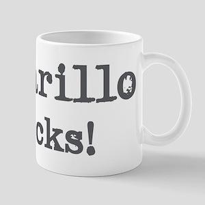 Amarillo rocks Mug