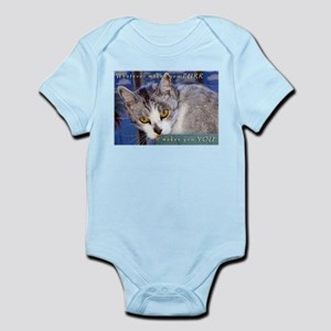 What makes you purr? Infant Creeper