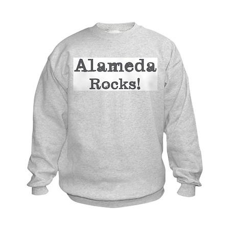 Alameda rocks Kids Sweatshirt