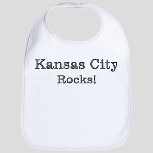 Kansas City rocks Bib
