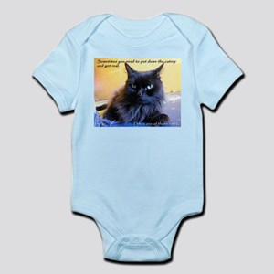 Drop the Catnip and Get Real Infant Creeper