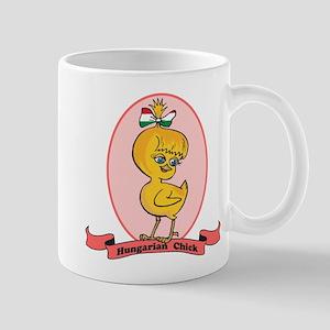 Hungarian Chick Mug