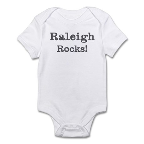 Raleigh rocks Infant Bodysuit