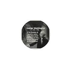 George Washington Mini Button (100 pack)