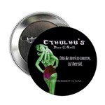 "Cthulhu's Bar and Grill 2.25"" Button (100 pac"