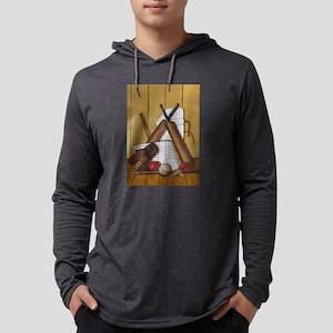 Vintage Cricket Long Sleeve T-Shirt