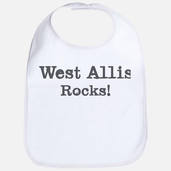 West Allis rocks Bib