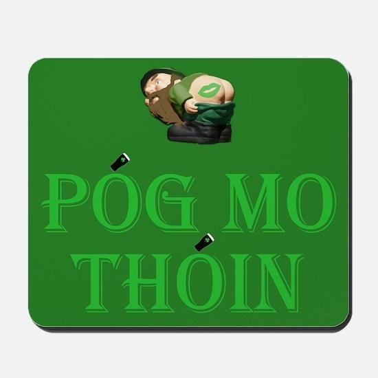 Pog mo thoin mousemat