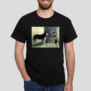 Sara and Boyd Dark T-Shirt