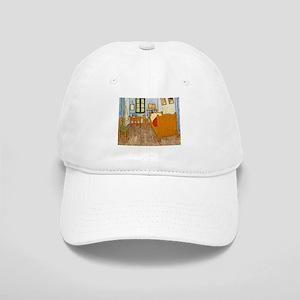 Van Gogh Room Cap
