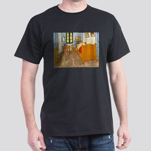 Van Gogh Room Dark T-Shirt