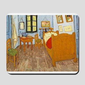 Van Gogh Room Mousepad