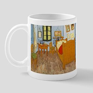 Van Gogh Room Mug