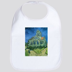 Van Gogh Church Bib
