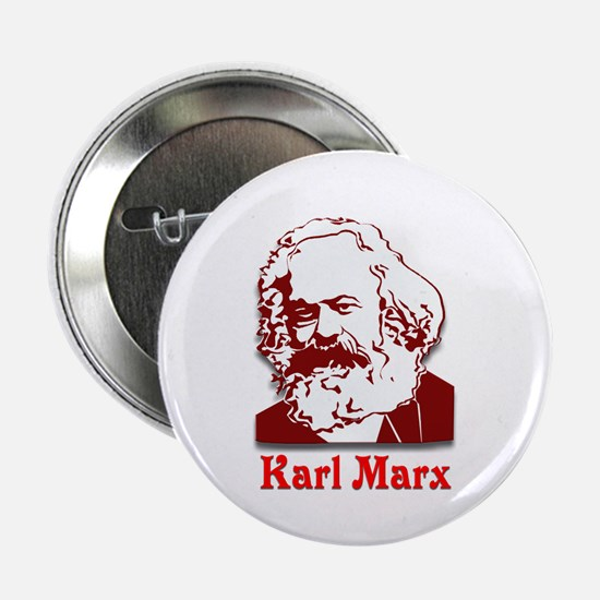 """Karl Marx 2.25"""" Button (100 pack)"""
