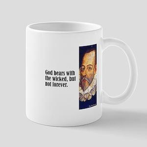 """Cervantes """"God Bears"""" Mug"""