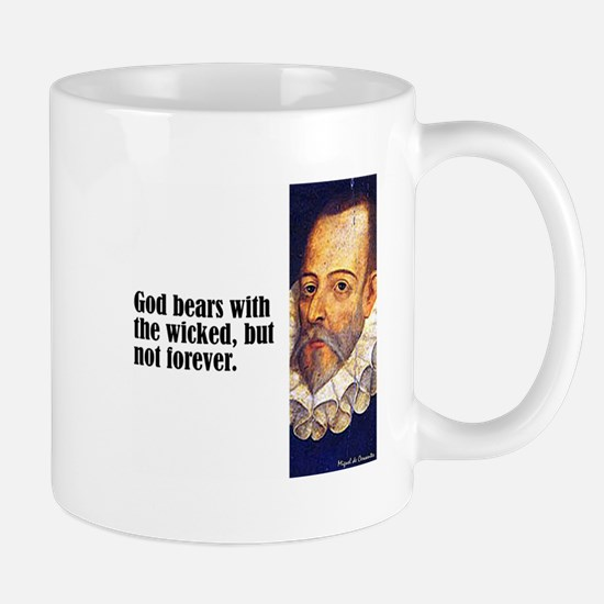 "Cervantes ""God Bears"" Mug"