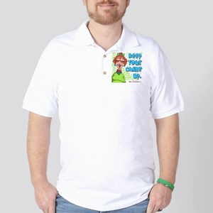Keep Your Chins Up! Golf Shirt
