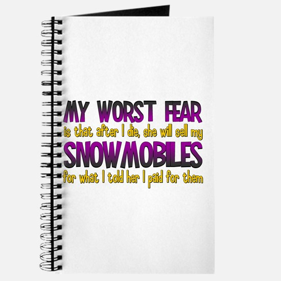 Cheap Snowmobiles Journal