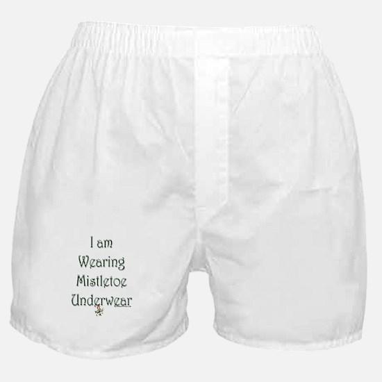 Funny Cameltoe Boxer Shorts