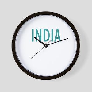 INDIA - Wall Clock