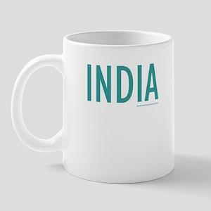 INDIA - Mug