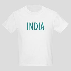 INDIA - Kids Light T-Shirt