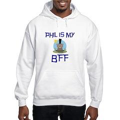 Phil BFF Groundhog Day Hoodie