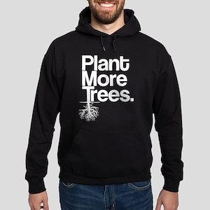 Plant More Trees Hoodie (dark)