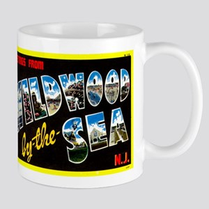 Greetings from Wildwood Mug