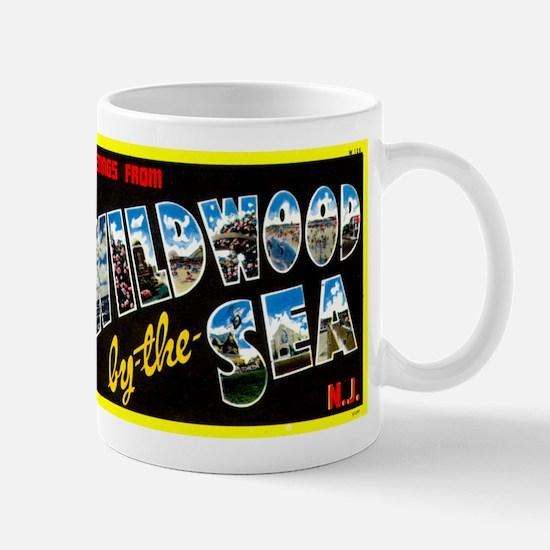 Greetings from Wildwood Mug