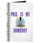 Homeboy Groundhog Day Journal