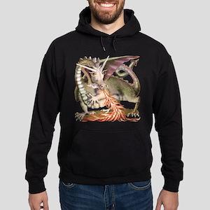 Fire Dragon Hoodie (dark)