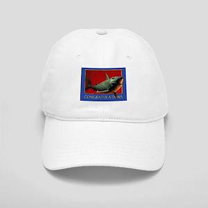 Shark Congrats Cap