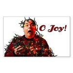 O Joy! Rectangle Sticker 50 pk)