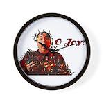 O Joy! Wall Clock