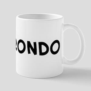 Mrs. Rondo Mug
