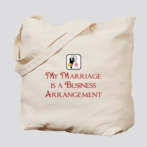 Marriage Tote Bag