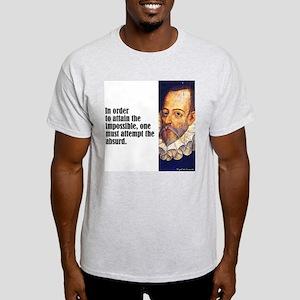 """Cervantes """"Absurd"""" Light T-Shirt"""